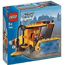 LEGO City 7242 - Vehículo de limpieza