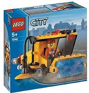 LEGO - City - jeu de construction - La balayeuse