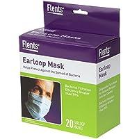 Flents High Filtration Efficiency Ear-Loop Mask 20 Per Box by Flents (English Manual) preisvergleich bei billige-tabletten.eu