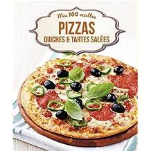 Pizzas, quiches, tartes salées
