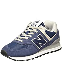 New Balance Women's 574 Blue (Blue) Sneakers - 6 UK/India (39 EU)(8 US)(WL574EN)