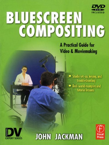 Bluescreen Compositing: A Practical Guide for Video & Moviemaking (Dv Expert Series) (English Edition) Composite-video-professional