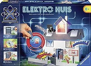 Ravensburger Science X 18 904 5 Kit de experimentos Juguete y Kit de Ciencia para niños - Juguetes y Kits de Ciencia para niños (Electricidad, Kit de experimentos, 8 año(s), Niño/niña, 99 año(s)