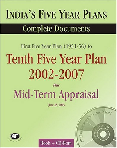 India's Five Year Plans: India's Five Plans - Document