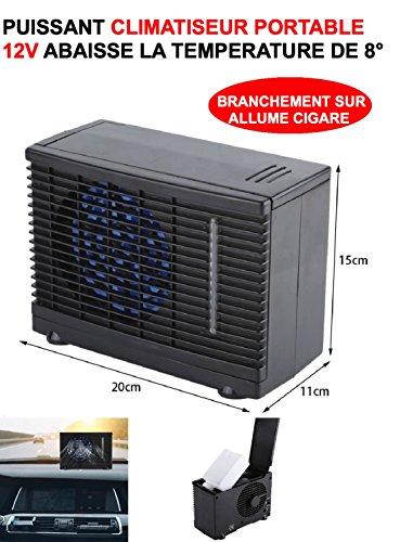 LE CLUB MECANIQUE LCM9805121541033 Puissant Climatiseur Portable
