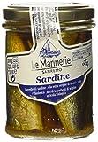 Le Marinerie Sardine Intere in Olio Extra Vergine di Oliva - 200 gr
