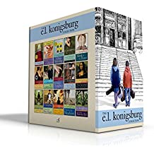 The E.L. Konigsburg Collection: From the Mixed-Up Files of Mrs. Basil E. Frankweiler; Jennifer, Hecate, Macbeth, William McKinley, and Me, Elizabeth; ... A Proud Taste for Scarlet and Miniver; etc.