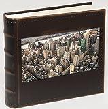 Fotoalbum für Ihre Bilder USA New York Motiv (Braun 10)