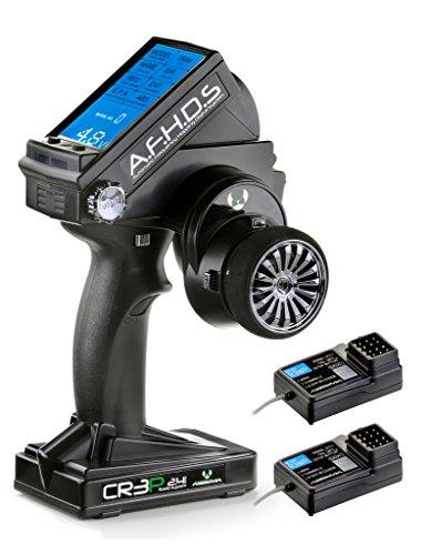 Preisvergleich Produktbild Absima 2000102 - RC Car 3 - Kanal Fernsteuerung CR3P 2.4GHz inklusive 2 Empfänger