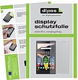 Lenovo Tab 3 8 TB3-850 Schutzfolie - 2x dipos Displayschutzfolie Folie matt