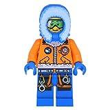 LEGO® Arctic Explorer, männlich mit grüner Schutzbrille
