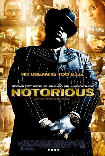 Bassett Plakat (Notorious Plakat Movie Poster (11 x 17 Inches - 28cm x 44cm) (2009) C)