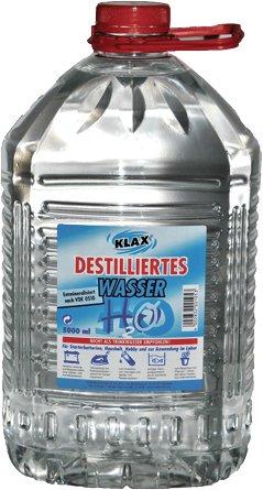 Destilliertes Wasser 5l