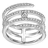 Swarovski anillos Mujer cristal
