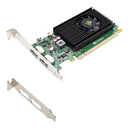 PNY NVS 310 2xDP Scheda Grafica NVIDIA G-DDR3 523 MHz 512 Mo PCI-Express 16x