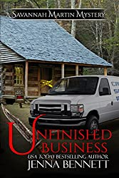 Unfinished Business: #10 (Savannah Martin Mysteries) (English Edition)