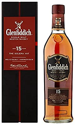 Glenfiddich 15 Year Old Whisky 70 cl