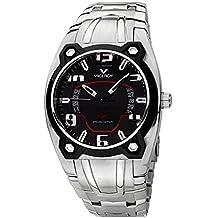 Viceroy 47629–75–Reloj de pulsera de hombre, correa de acero inoxidable