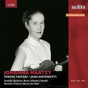 Johanna Martzy: Portrait