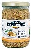 Probios Senape all'Antica con Semi Interi senza Glutine - 3 pezzi da 200 g [600 g]