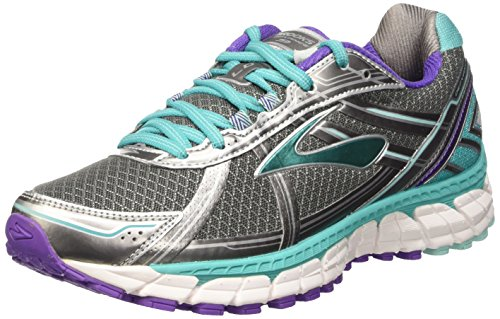 Brooks Defyance 9 W, Scarpe Running Donna, Multicolore (anthracite/ceramic/passion), 37 1/2