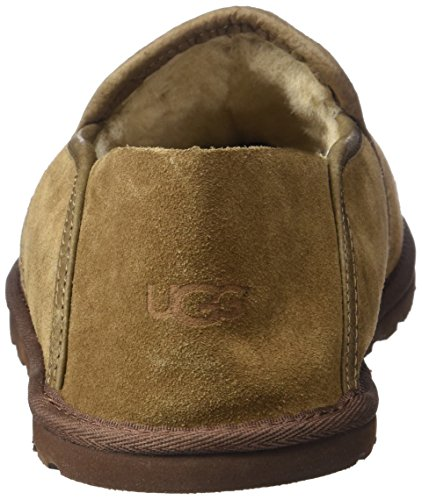 UGG Pantoufle Cooke Dark Chestnut Men Noisette