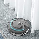 Intelligente veegrobot Automatische machine Intelligente stofzuiger Mini Intelligente dweil om tapijt schoon te maken voor fijne tapijten, dierenharen en allerlei soorten oppervlakken