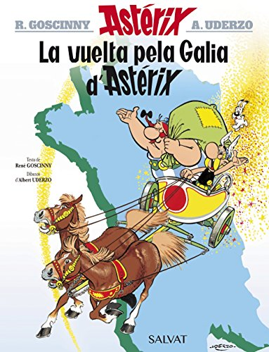 La vuelta pela Galia d'Astérix (Asturiano - A Partir De 10 Años...