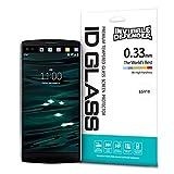 Protecteur d'écran LG V10 protecteur d'écran - Invisible Defender Glass [TREMPÉ] Le Bouclier Effacer pour la qualité Haute, Super Strong Protection Effacer, Technologie Anti-Rayures pour LG V10
