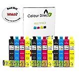 Colour Direct -3 Ensembles Compatible Cartouches d'encre - 29XL Remplacement Pour Epson Expression Home XP-235 XP-245 XP-247 XP-255 XP-257 XP-332 XP-335 XP-342 XP-345 XP-352 XP-355 XP-432 XP-435 XP-442 XP-445 XP-452 XP-455 imprimantes. 3 X 2991 3 X2992 3 X 2993 3 X 2994