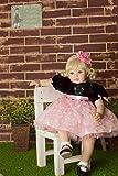 ZIYIUI 24 Pouces Poupée Reborn Bébé Silicone Souple Reborn Toddler Babeis 60 cm Fait Main Réaliste Magnetic Pacifier Bebe Reborn Fille Nouveau-Né Cadeau d'anniversaire Jouets A3FR