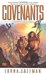 Covenants: A Borderlands Novel (Borderland (Roc))