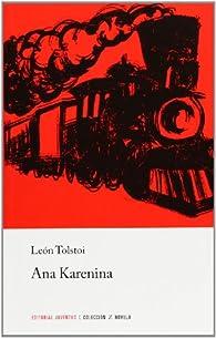 Z Ana Karenina par León Tolstoi