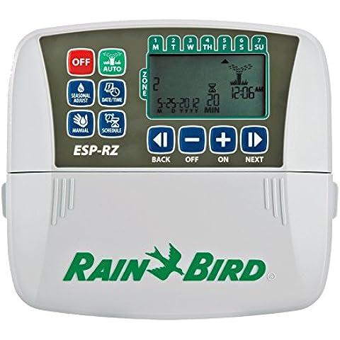 Rainbird ZRZ006 - Programador ZRZ de 6 estaciones, color negro