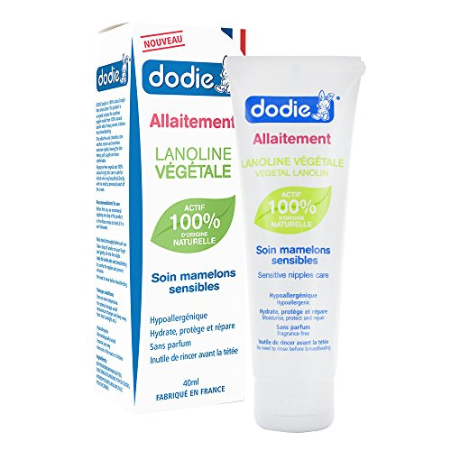Dodie 1901600 - Lanolina vegetal, 40 ml