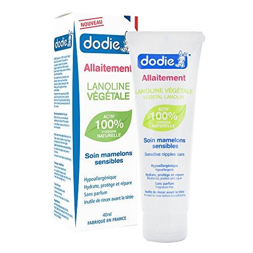 Dodie Soin Mamelons Sensibles Crème 100% Végétal
