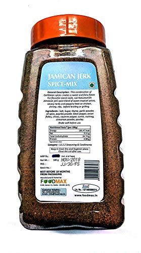Nature Smith Jamican Jerk Spice-Mix, 500gm