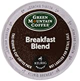 Keurig Green Mountain Coffee Breakfast Blend K-Cup Pods (96 Pods)