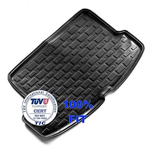 tuning-art 2901 3 pi/èces Tapis de Coffre Protection Chargement