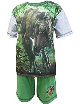 Jurassic World Pijama dos piezas - para niño