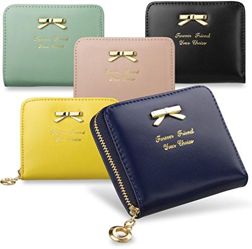 kleine-damen-geldborse-portemonnaie-mit-schleife-pastellfarben-schwarz