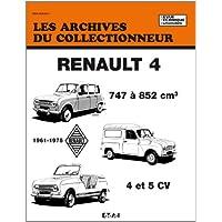 Archive n 50 Renault 4 (4 et 5 cv – (1961/1975))