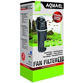 Aquael 5905546030694 Fan 1Plus Innenfilter Für Aquarien, 320L/H