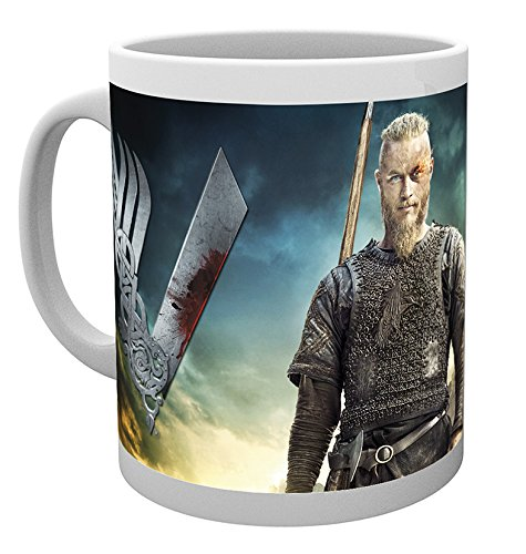 GB eye LTD, Vikings, Viking, Tazza