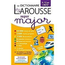 Larousse dictionnaire Super major 9/12 ans (Dictionnaires pédagogiques)