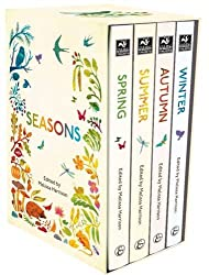 Seasons: Spring, Summer, Autumn, Winter (box set of four paperbacks)