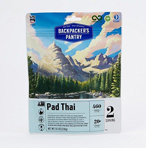Backpacker 'S Pantry Pad Thai, Zwei Servieren Tasche