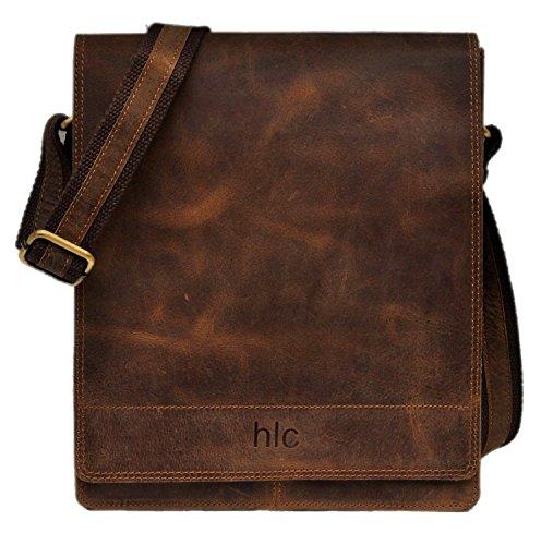 CLASSY-DESIGNS-Leder-Kurier-Schultaschen-Laptop-Tasche-fr-Mnner-und-Frauen-Ledertasche-Laptop-Messenger-Unisex-Ipad-Mini-Laptop-Tasche