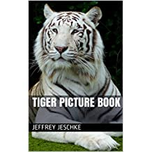 Tiger Picture Book (English Edition)