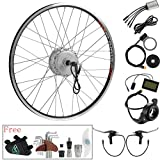 36V350W Electric bicycle e-bike Hub Motor Conversion kit rear wheel 26